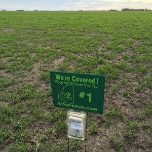 cover crop tour