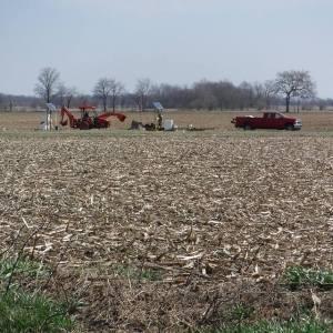 edge of field monitoring