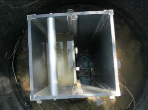drainage box